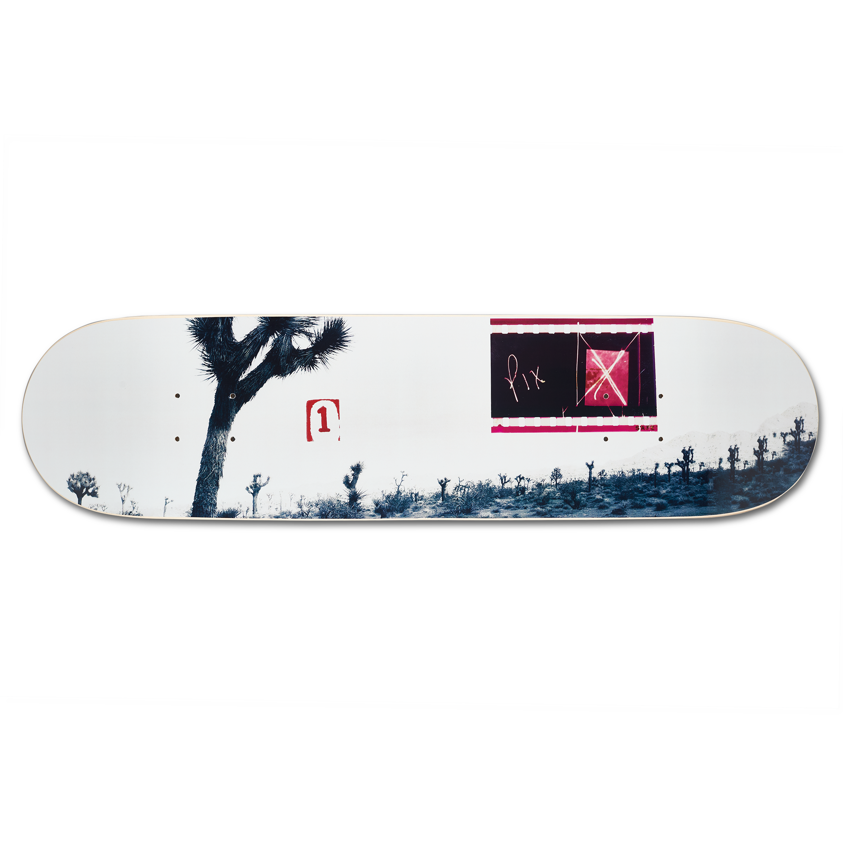 Skateboard - 8 Years in the Desert Product Image