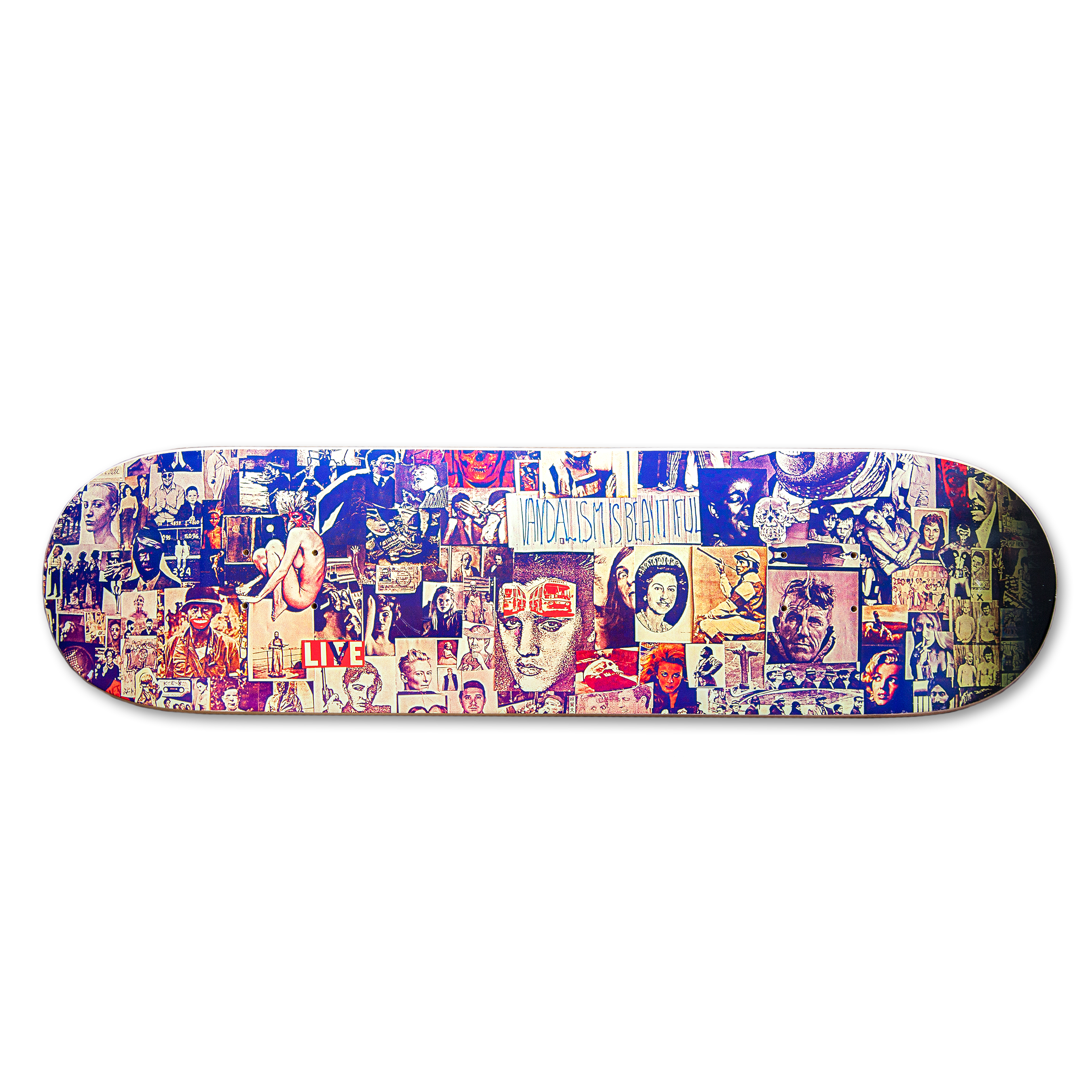 Skateboard - Abstract Product Image