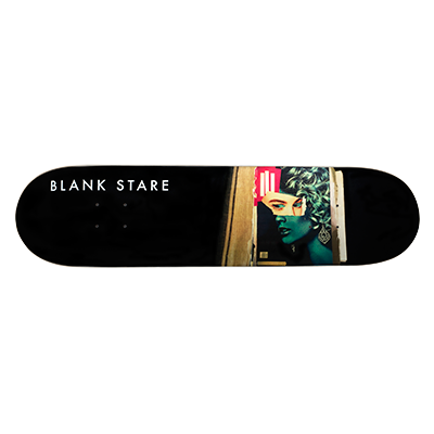 Skateboard - Blank Stare Product Image